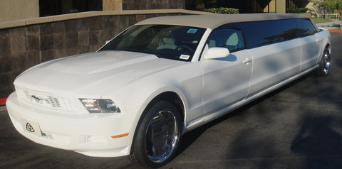 �������-��������� Ford Mustang 2010�.