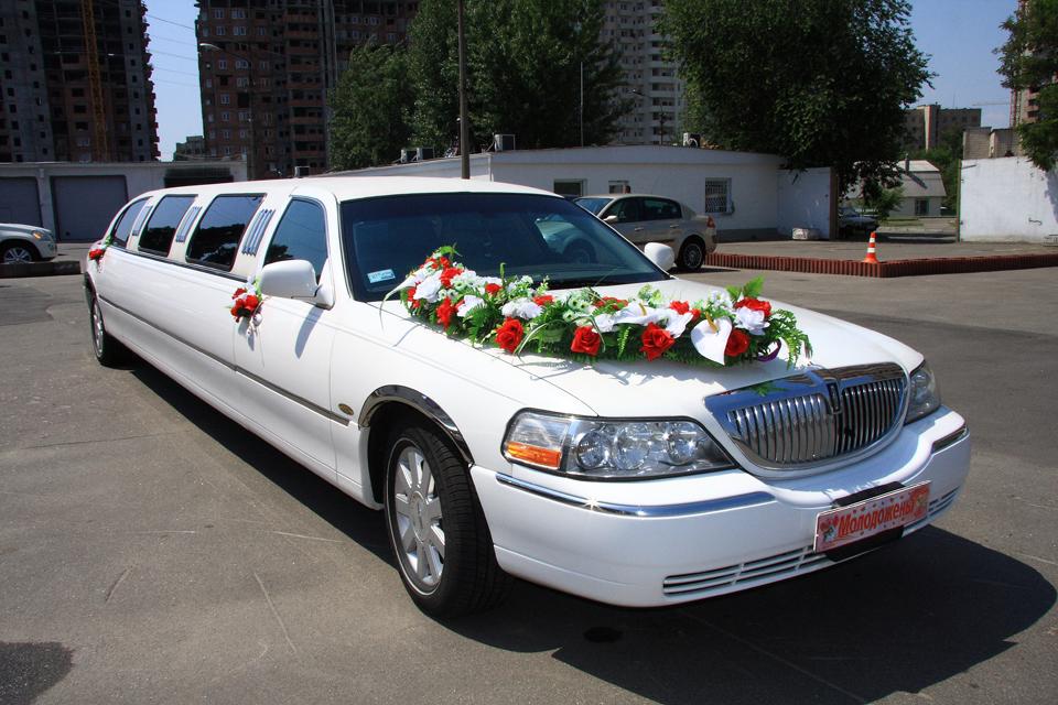 Фото и видео свадебных лимузинов