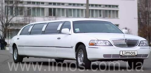 ЛИМУЗИН Lincoln Town Car CRYSTAL New